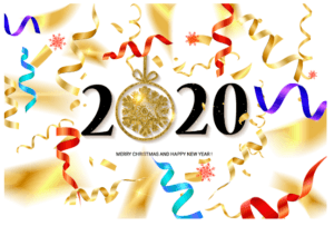 Beautiful happy new year 2020 wallpaper Download-1