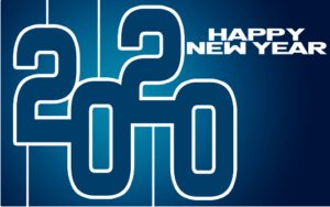 Beautiful happy new year 2020 wallpaper Download-12