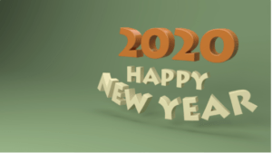Beautiful happy new year 2020 wallpaper Download-19