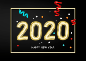 Beautiful happy new year 2020 wallpaper Download-5