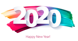 Beautiful happy new year 2020 wallpaper Download-8