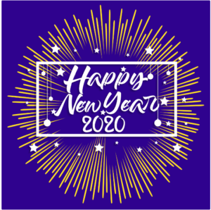 Beautiful happy new year 2020 wallpaper Download-9