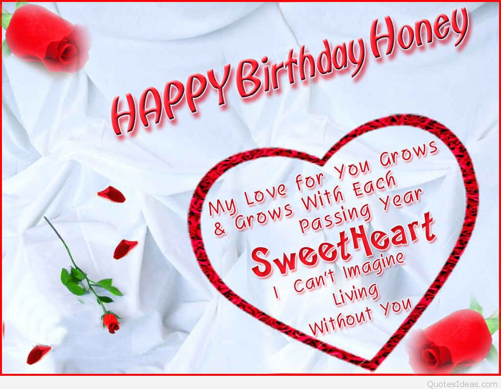 Birthday Wishes for Loving Wife 2020 14