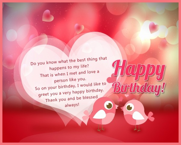 Birthday Wishes for Loving Wife 2020 24