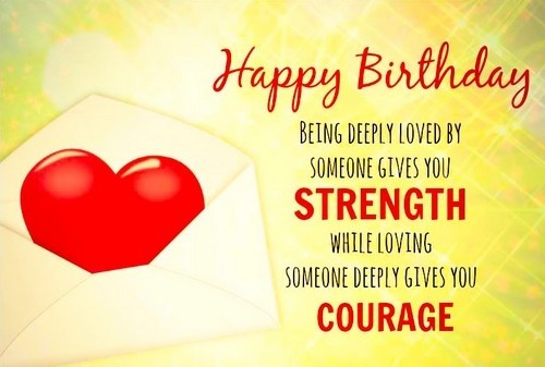 Birthday Wishes for Loving Wife 2020