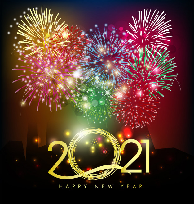 Download Happy New Year Greeting Card