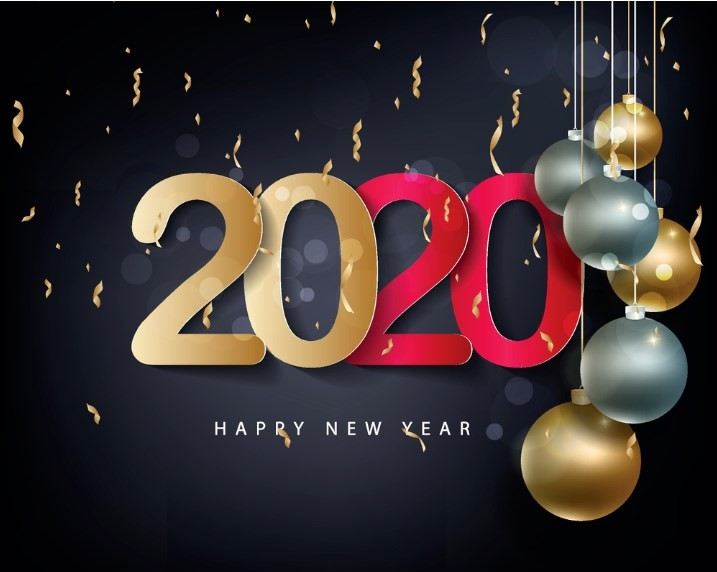 Download happy new year 2020 images hd 4