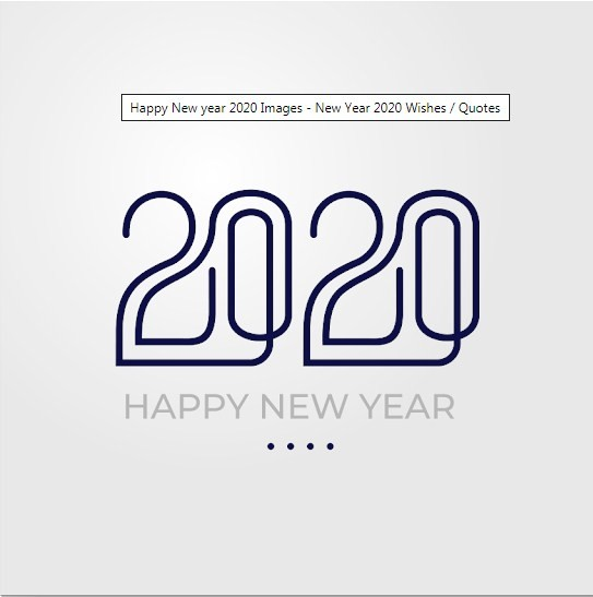 Happy New Year 2020 Photo Download 21
