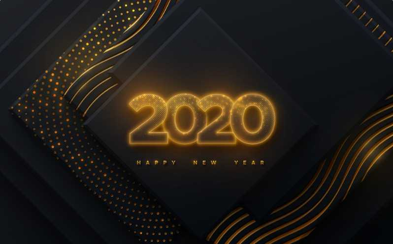 Happy New Year 2020 Photo HD Download-11