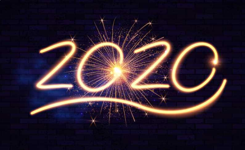 Happy New Year 2020 Photo HD Download