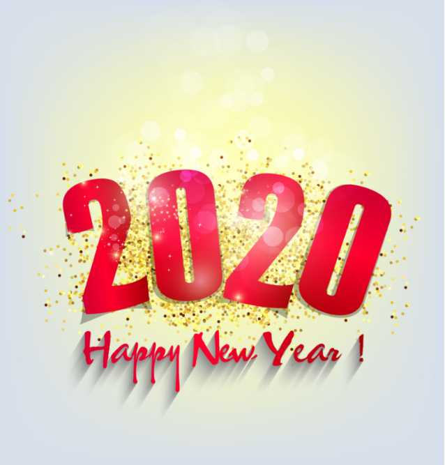 Happy New Year 2020 Photo HD Download-26