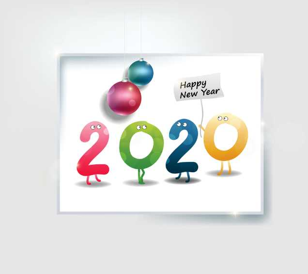 Happy New Year 2020 Photo HD Download-27