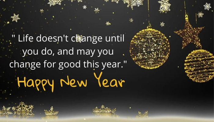Happy New Year Messages For Friends 2021