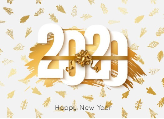 Beautiful Happy new year 2020 images Download