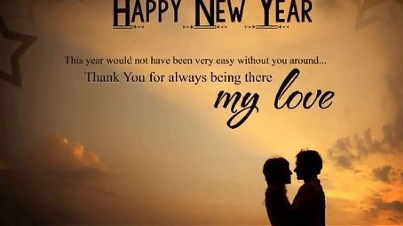 New Year Messages For Girlfriend