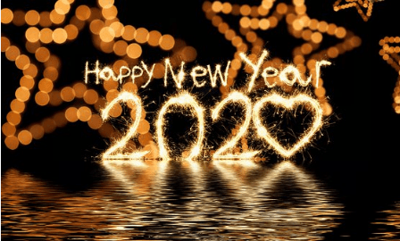 New Year Wishes and Messages 2020