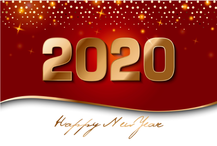happy new year images 2020 HD download 1