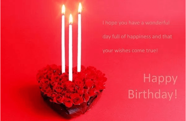 Birthday Wishes For Inspiration