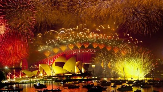 27 Best Places In The World To Celebrate New Year 2020